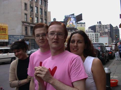 Yadira, Andrew Andrew, and Michelle