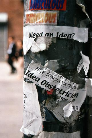 Need an Idea?  Idea Obstetrician
