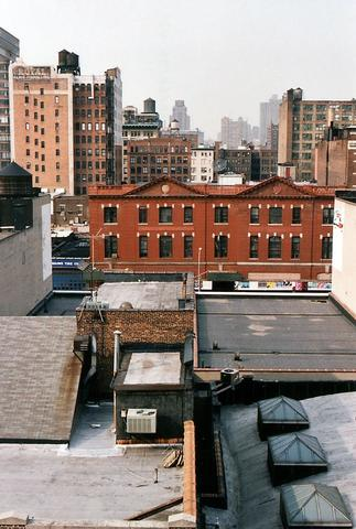 Rooftops of New York