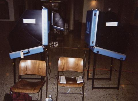 Microvote MV464 Electronic Voting Computers
