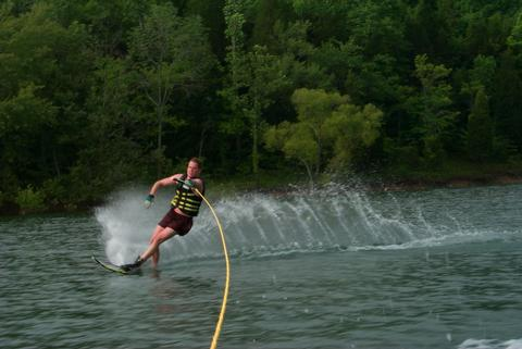 Ryan Skiing