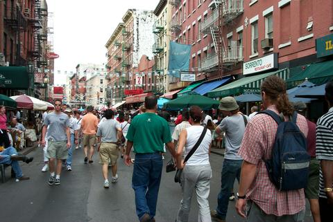 Chinatown: New York City