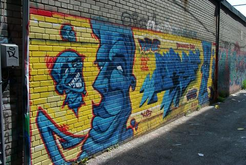 Graffiti: Toronto West Side
