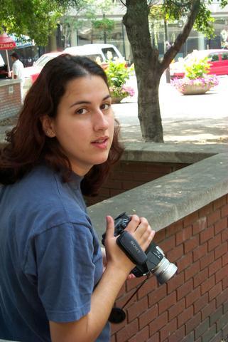Michelle: Mediagrapher