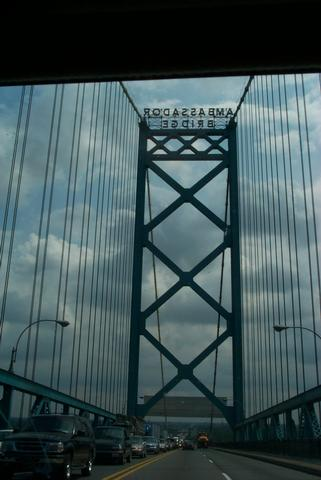 Entering Canada--not as scary as you think...