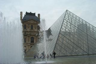 Pyramids of the Louvre